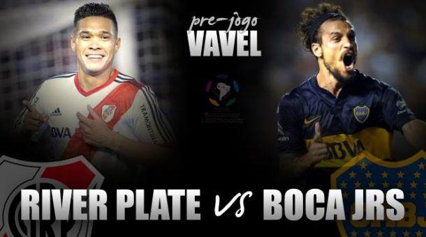 Após vitória no Campeonato Argentino, Boca Juniors visita River Plate no primeiro duelo pela Libertadores