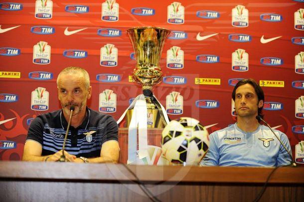 """Stefano Pioli: """"Hemos recorrido un trayecto importante para llegar a esta final"""""""