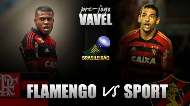 Em confronto de rubro-negros, Flamengo e Sport se enfrentam no Brasileirão
