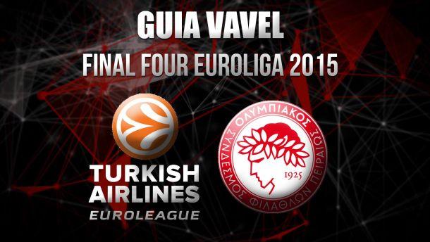Guia VAVEL do Final Four da Euroliga 2014/15: Olympiacos