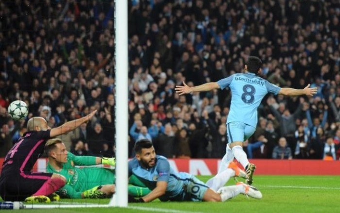 Champions League, la riscossa del Manchester City