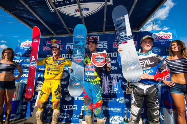 Motocross: Thunder Valley Race Recap