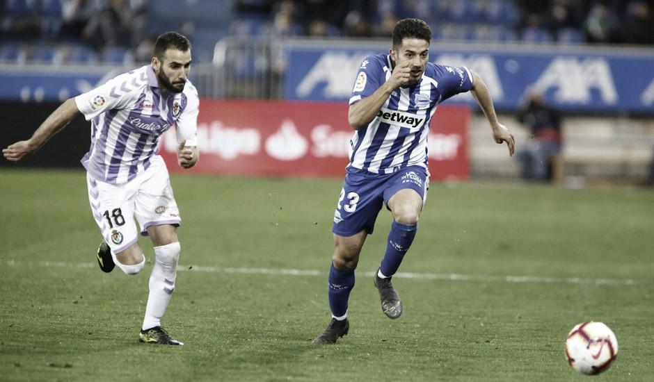 Resumen Alavés 3-0 Valladolid en LaLiga 2019