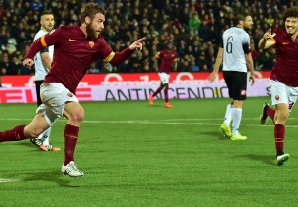 Scossa Roma, a Cesena finisce 0-1