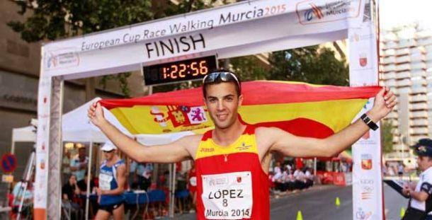 Marcha imperial de López por su Murcia