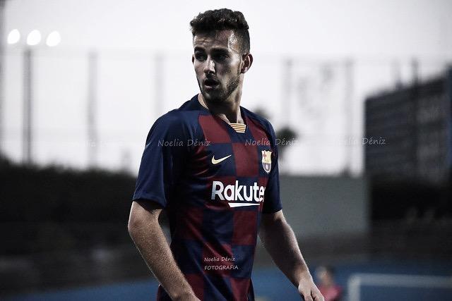 Continúan las salidas en el Barça B: 'Peque', a la Unión Deportiva Poblense