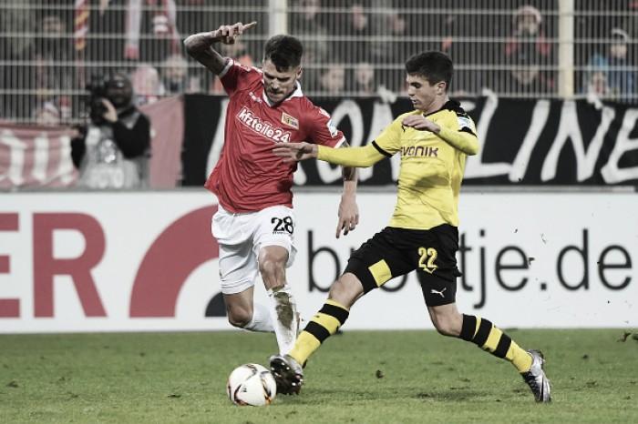 No Signal Iduna Park, Borussia Dortmund recebe Union Berlin pela DFB Pokal