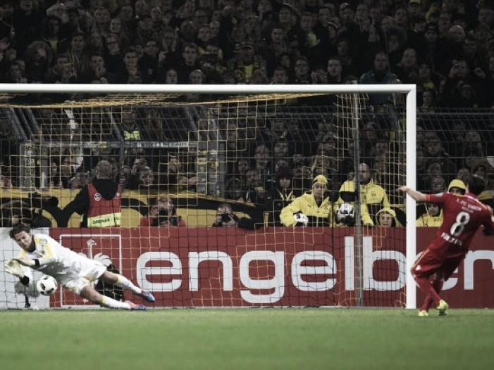 Borussia Dortmund supera Union Berlin nos pênaltis e se classifica na DFB Pokal