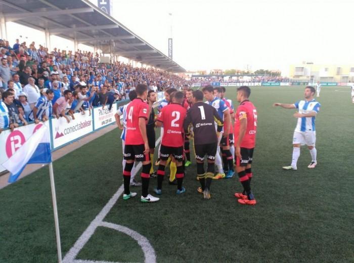 RCD Mallorca - At. Baleares:mucho más que un derbi
