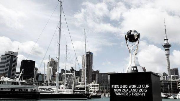Grupo B Copa Mundial Sub-20 de la FIFA Nueva Zelanda 2015