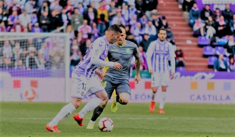 Zorrilla, el próximo reto de la Real Sociedad
