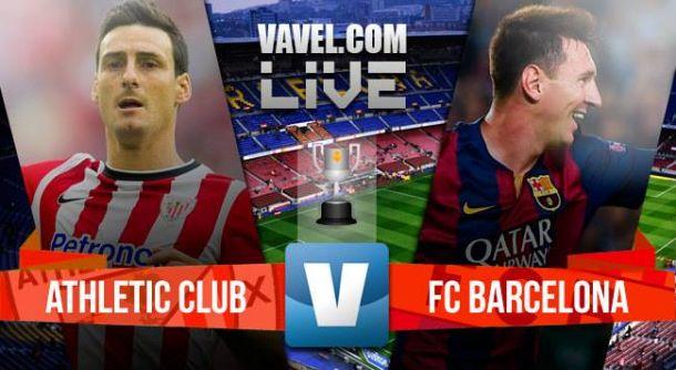 Resultado Barcelona 3x1 Athletic na final da Copa do Rei 2015