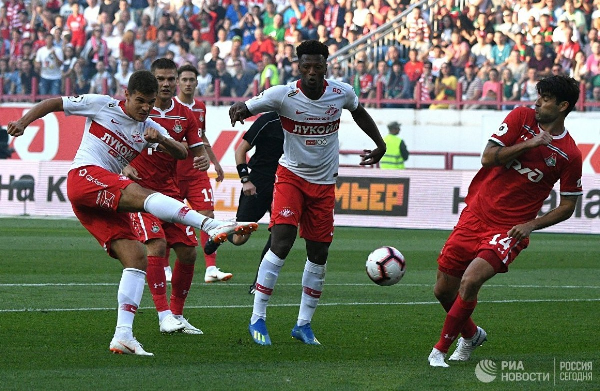 Résultats Journée 2 Russian Premier League 18-19