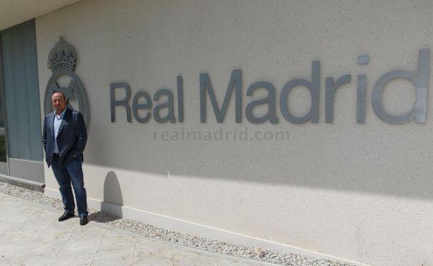 Resultado presentación de Rafa Benítez con el Real Madrid en 2015