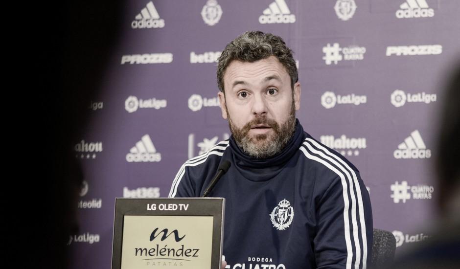 """Sergio: """"Lo más importante es pasar de ronda"""""""