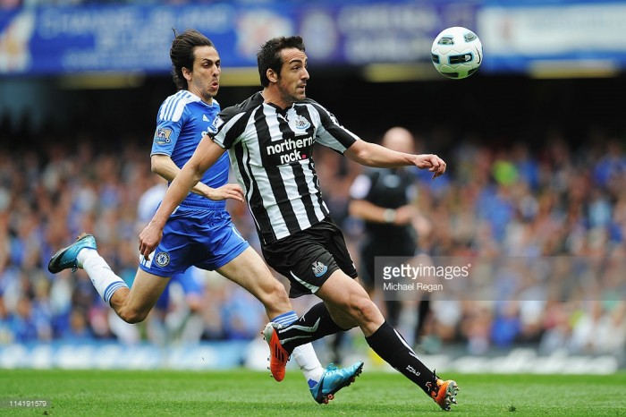 Former Liverpool and Newcastle defender Jose Enrique announces retirement