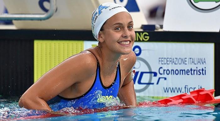 Nuoto - Assoluti Riccione, finali 5° giornata: la Carraro splende nella rana, Detti brucia Dotto nei 200