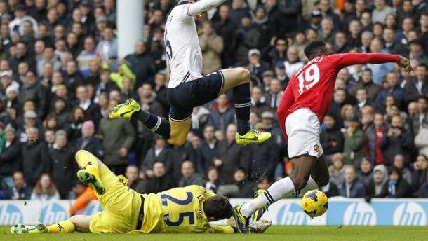 Tottenham stoppe l'hémoragie