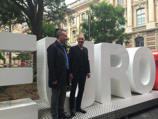 EURO 2016, Toulouse : Les festivités sont lancées!