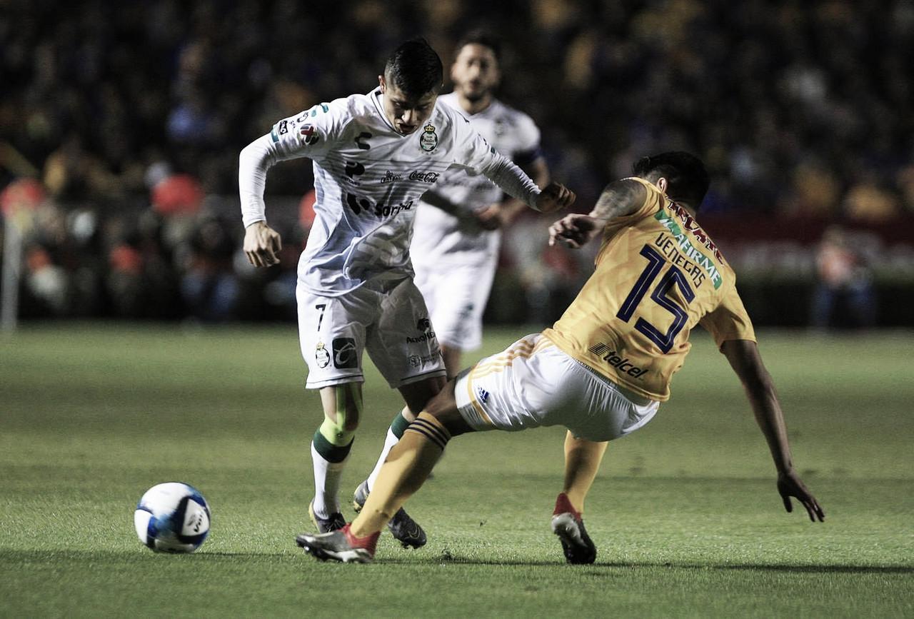 Previa Tigres - Santos: por el primer paso rumbo a la final
