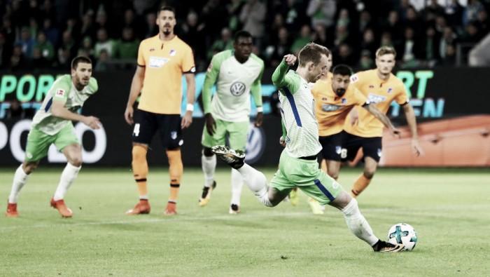 El Wolfsburg rescata un punto en la última jugada