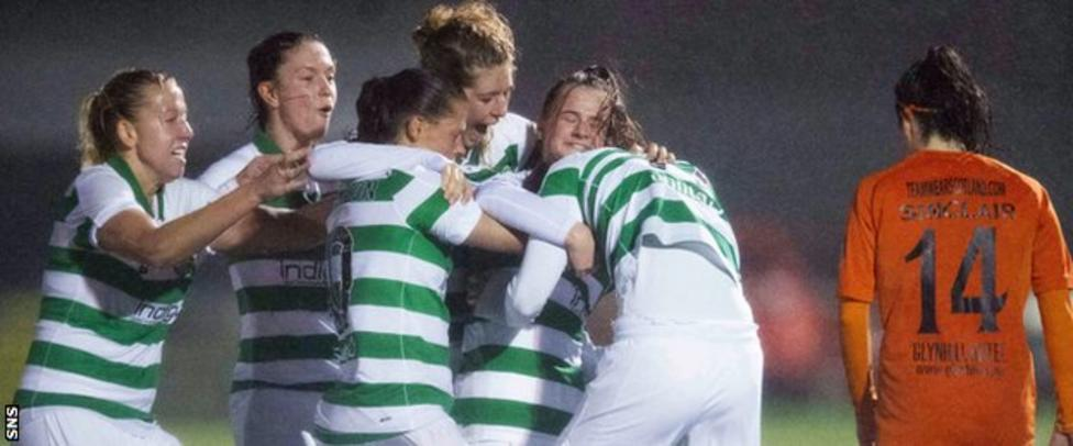 Scottish Women's Premier League - Season so far Part 1