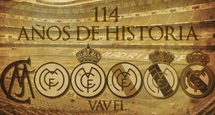 Real Madrid, 114 años de leyenda blanca