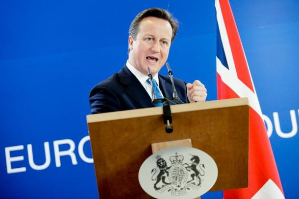 EU demands £1.7 billion more from Britain