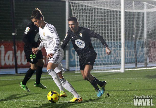Córdoba CF - Real Madrid Castilla: playoff contra permanencia