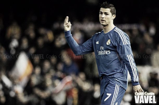 Cristiano Ronaldo: ''No puedo decir siempre lo que pienso''