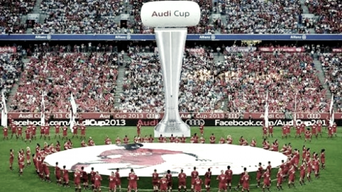 Audi Cup, il Napoli affronterà l'Atletico Madrid in semifinale