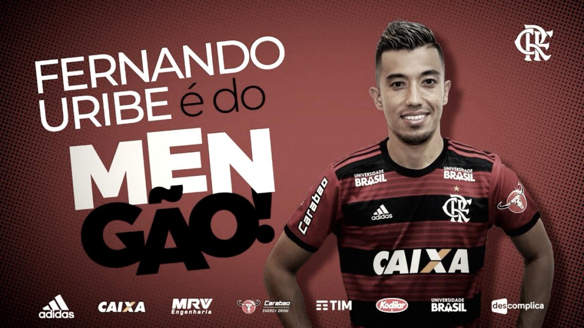 Novo reforço do Flamengo, Uribe tem média de gols ligeiramente superior à de Gignac no México