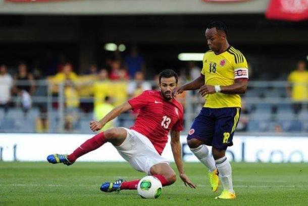 Colombia derrotó a Serbia en Barcelona