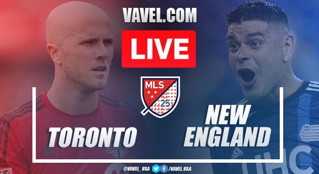 Highlights: Toronto FC 0-0 New England Revolution