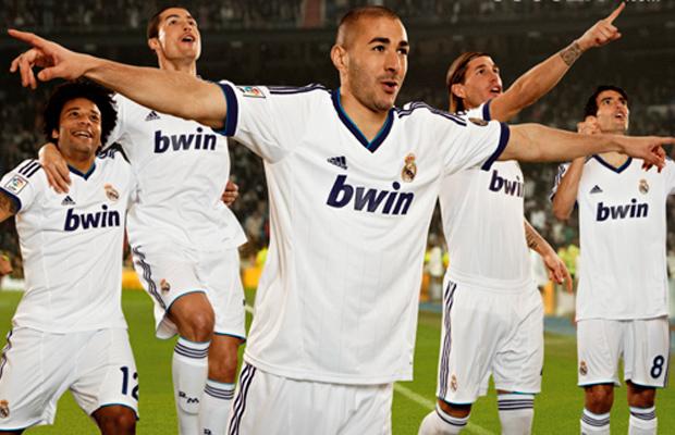 El Real Madrid lanza un avance de su vídeo de presentación para la temporada 2012/13