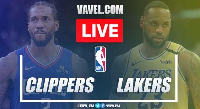Full Highlights: Clippers 116-109 Lakers in 2020 NBA Regular Season