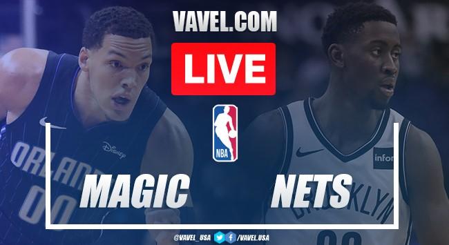 Full Highlights: Magic 128-118 Nets in 2020 NBA Regular Season