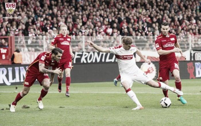 Stuttgart vacila, empata com Union Berlin e perde chance de liderar a 2. Bundesliga