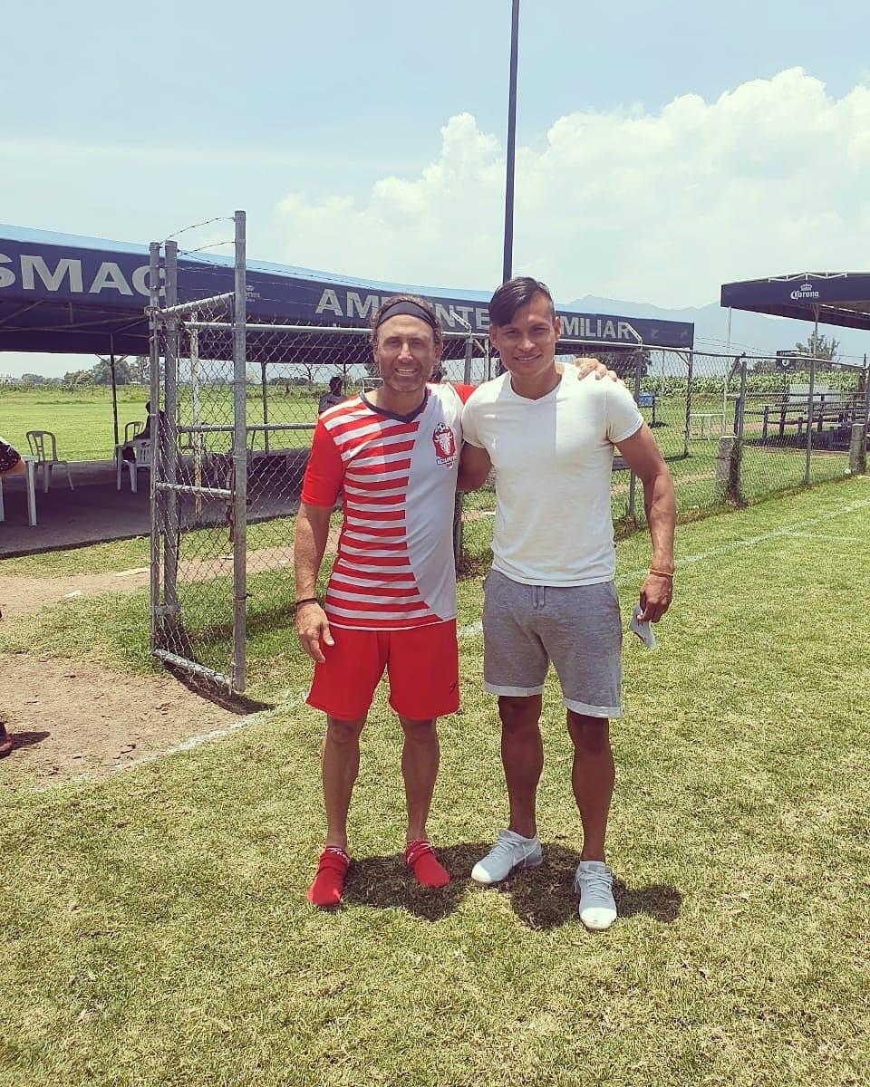 Luis Paéz es nuevo jugador de Neza FC