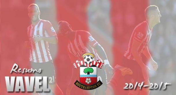 Especiais Premier League 2014/15 Southampton: campanha regular e vaga na Europa League