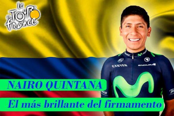 Favoritos al Tour de Francia 2015: Nairo Quintana, el más brillante del firmamento