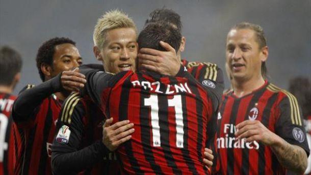Il Milan riparte da Cagliari