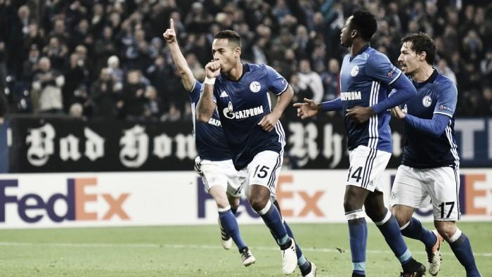 Já classificado, Schalke 04 supera e elimina Nice da Europa League