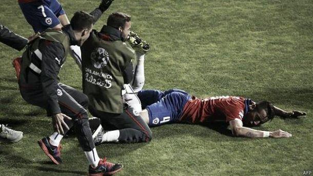 Chile nuevamente en semifinales de la Copa América