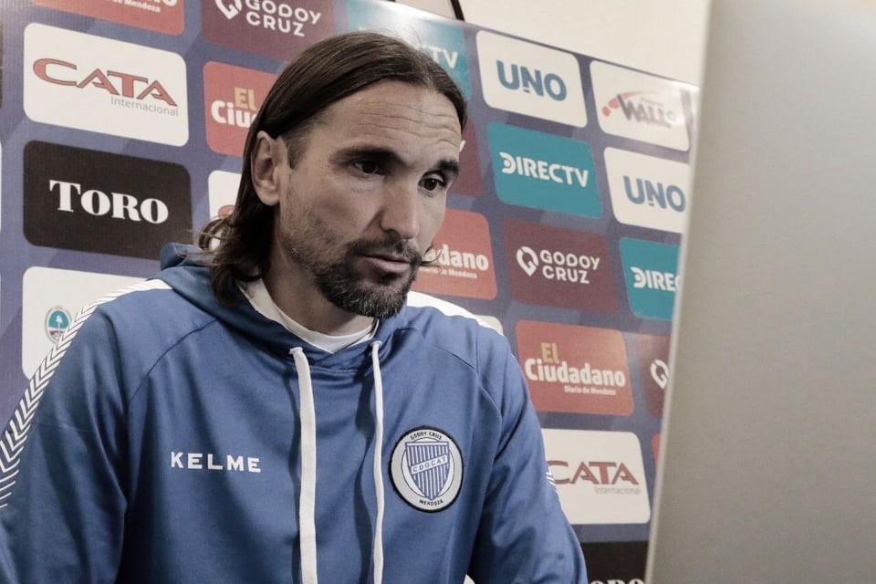 """Diego Martínez: """"Hace tiempo nos venimos preparando para esta oportunidad"""""""