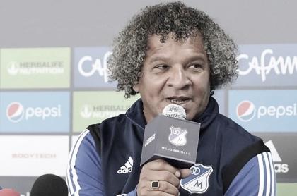 """Alberto Gamero: """"Mis jugadores me han mostrado que pueden dar mucho más"""""""