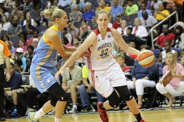 WNBA Playoffs First Round Preview