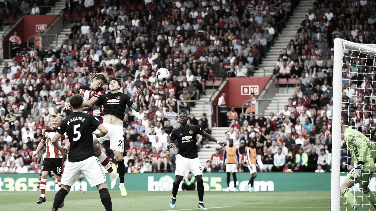 El United sigue sin carburar