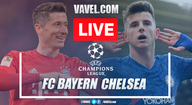 Bayern Munich vs Chelsea LIVE Score & Stream: Team news in!