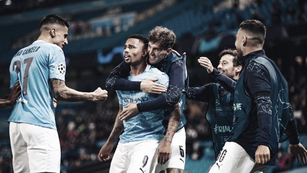 Em busca do título inédito, Manchester City e Lyon medem forças por vaga na semifinal